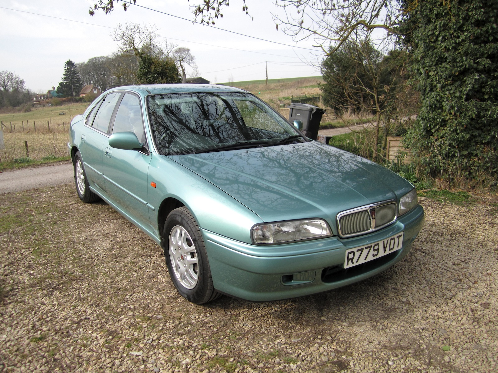 road test 1996 Rover 618