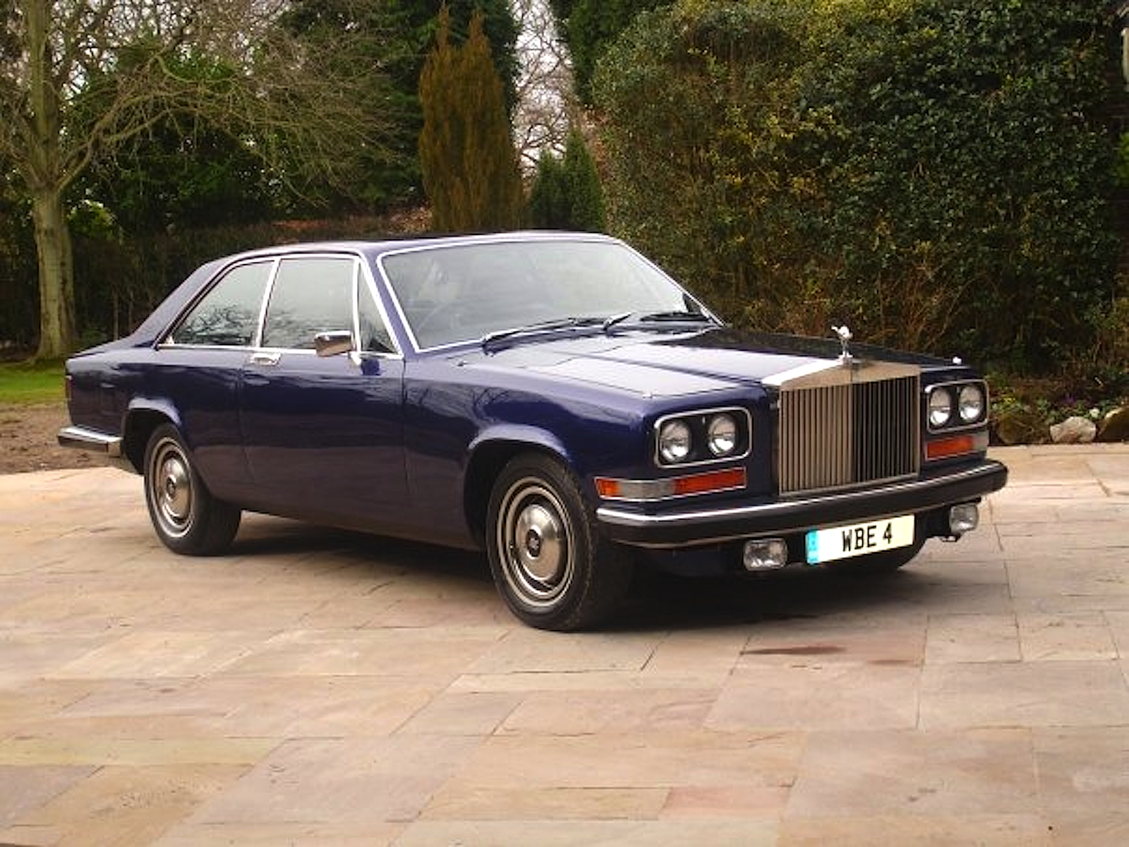 Road Test 1975 Rolls Royce Camargue Fleet First