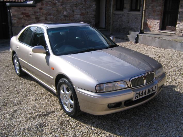 Rover 620Ti